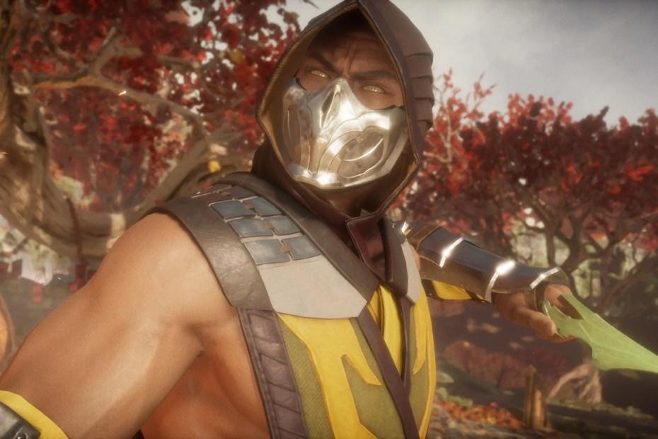 Mortal Kombat 11 - Review - Scorpion