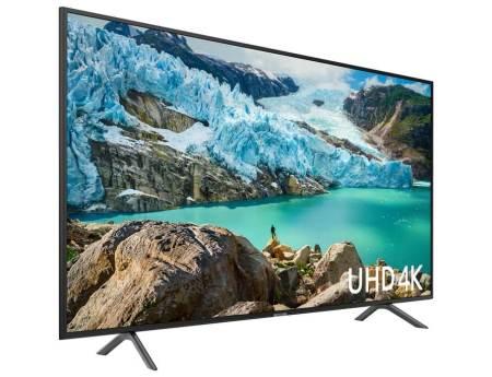 SAMSUNG UHD TV 4K RU7100 - Foto