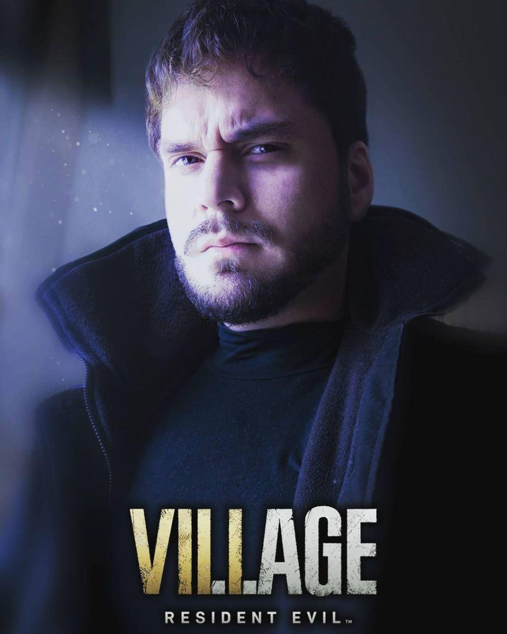 Chris Redfield Cosplay - Resident Evil Village - 01