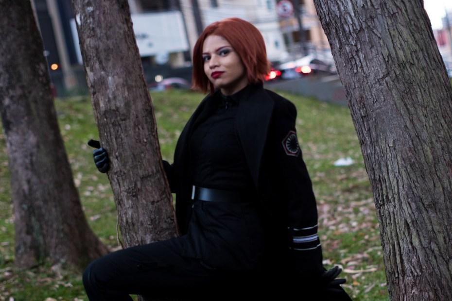 Cosplay Feminino do General Hux - Star Wars 04