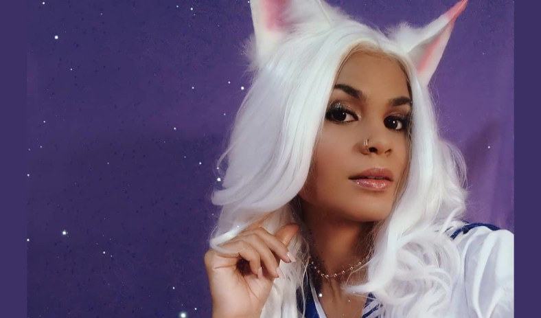 Cosplay original - Rainha da Neve 03