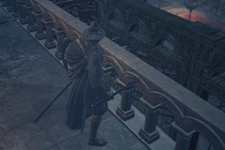 Dark Souls III Progressão 01