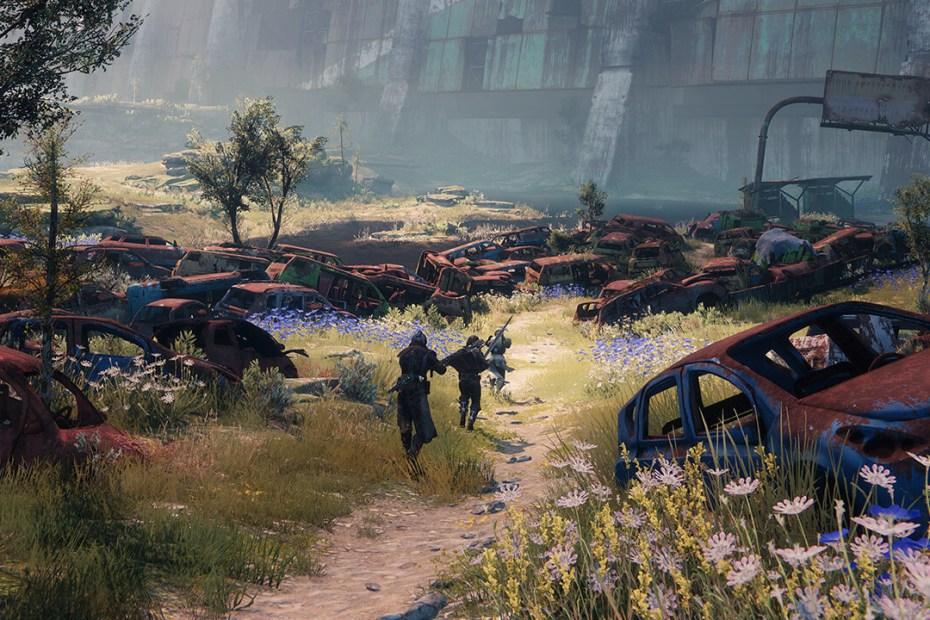 Destiny 2 - Imagem no PC Capa