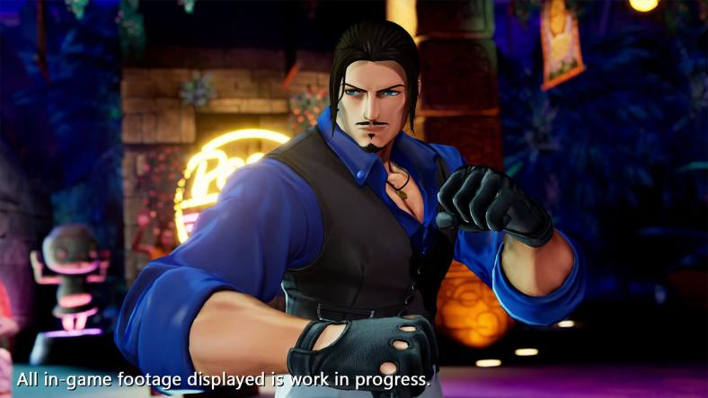 The King of Fighters XV - Robert Garcia 02