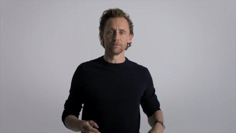 Tom Hiddleston - Ator que faz o Loki no Universo da Marvel - Vingadores