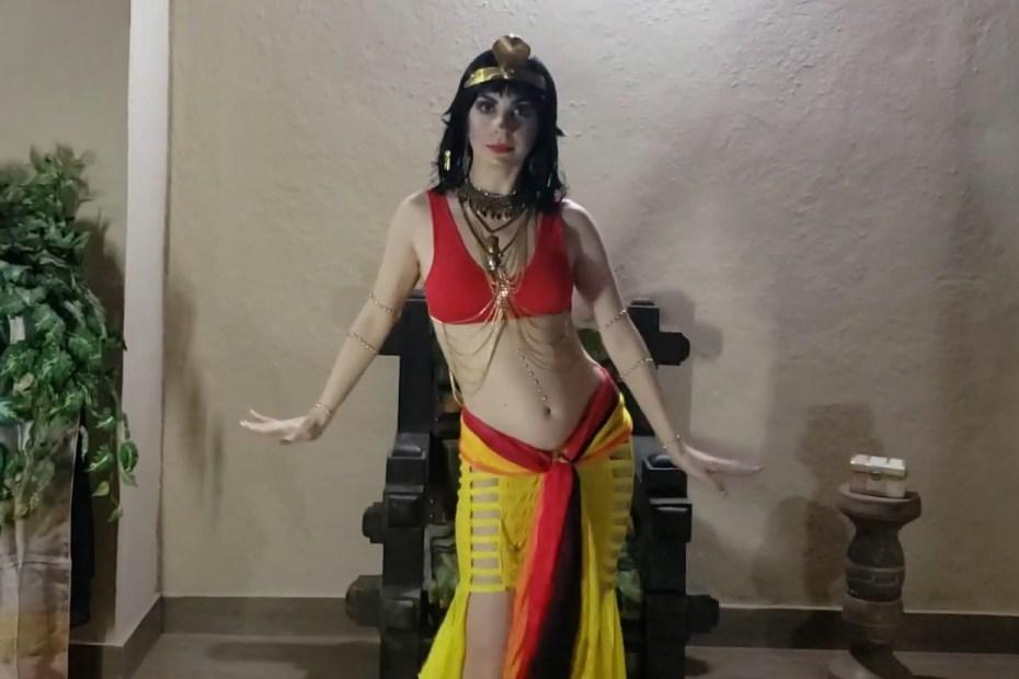 Ana Lia Bellydance Cleopatra - Dança do Ventre 09