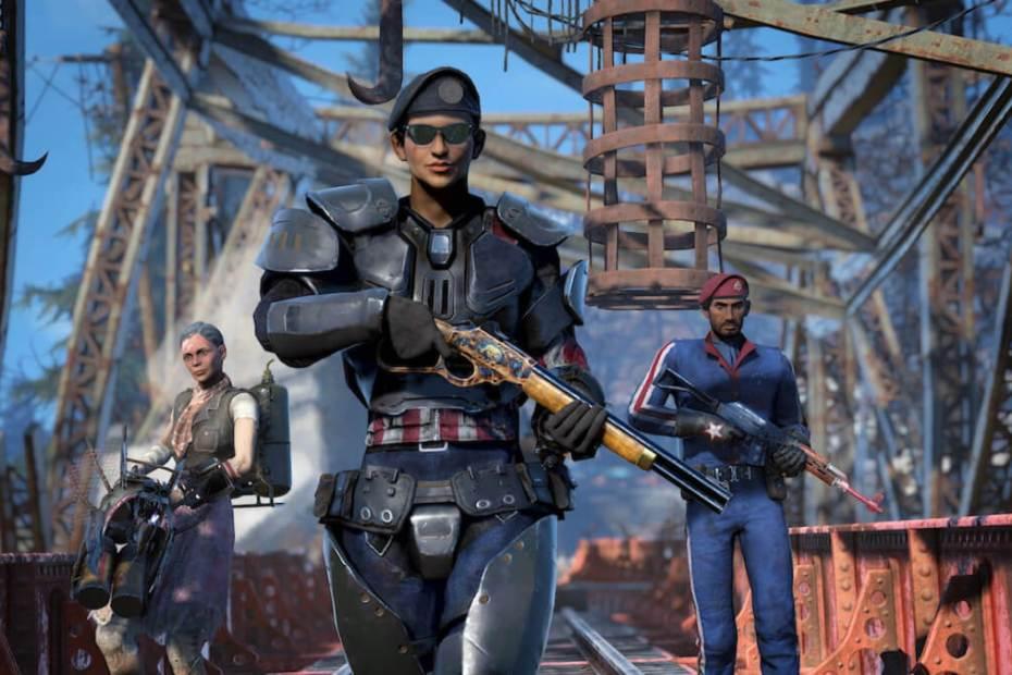 Fallout 76 Imagem