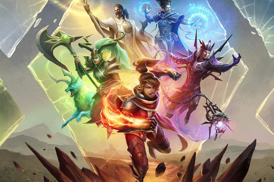 Magic Legends Capa