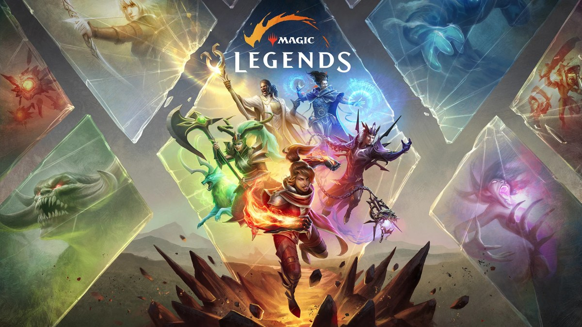 Magic Legends Wallpaper
