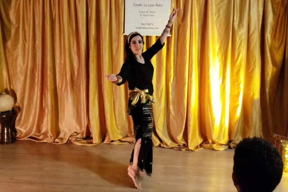 Dança do Ventre - El Hob Halal (Baladi) Hossam Ramzy Capa