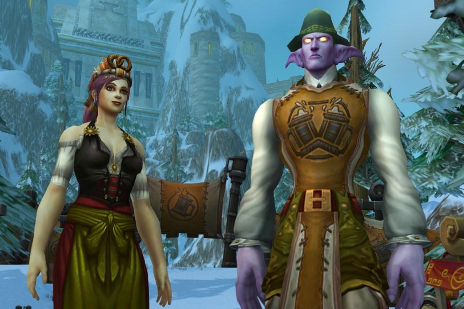 Cervafest em World of Warcraft - Imagem topo