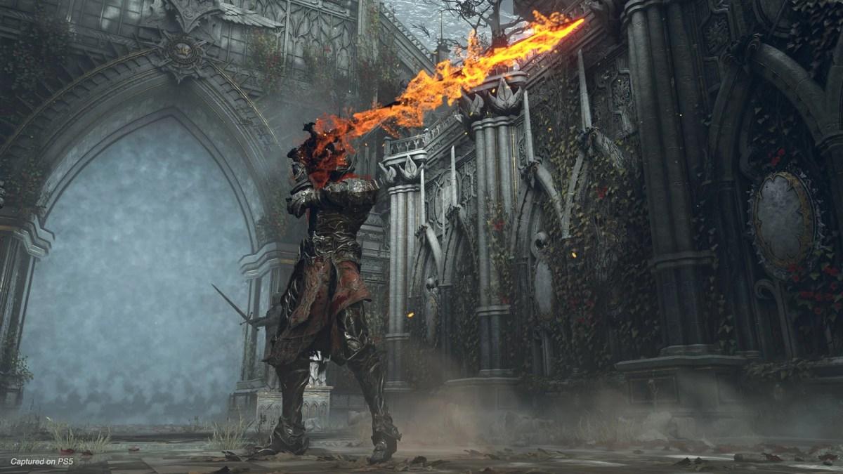 Demon's Souls imagem do PS5