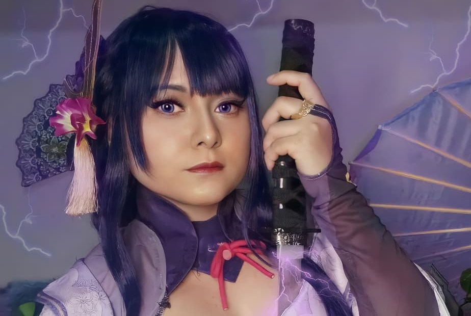 Genshin Impact - Shogun Raiden Cosplay - Jessy 03