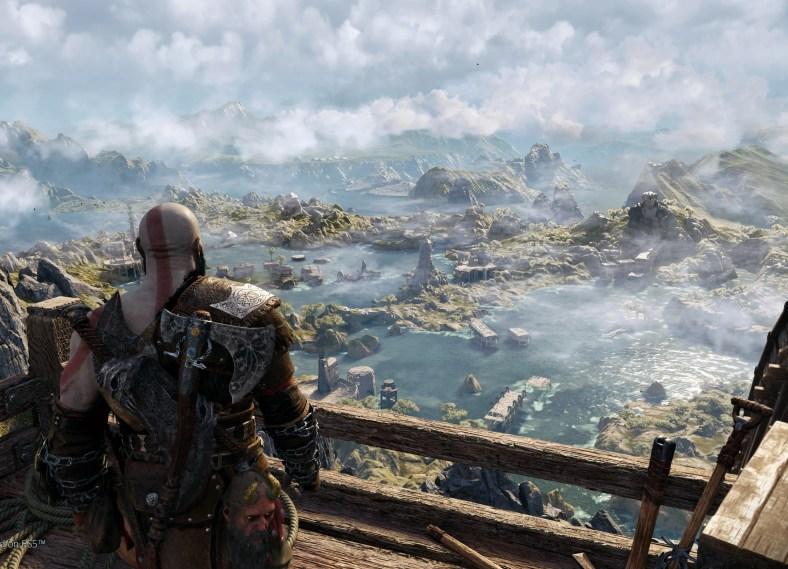 God of War Ragnarok - Imagem oficial Stories 04
