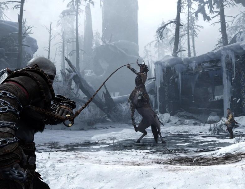 God of War Ragnarok - Imagem oficial Stories 07