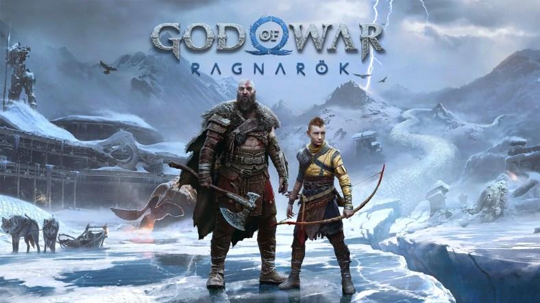 God of War Ragnarok Wallpaper oficial