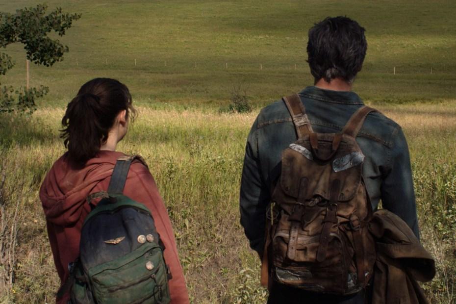 Primeira foto da série baseada em The Last of Us - HBO - Capa