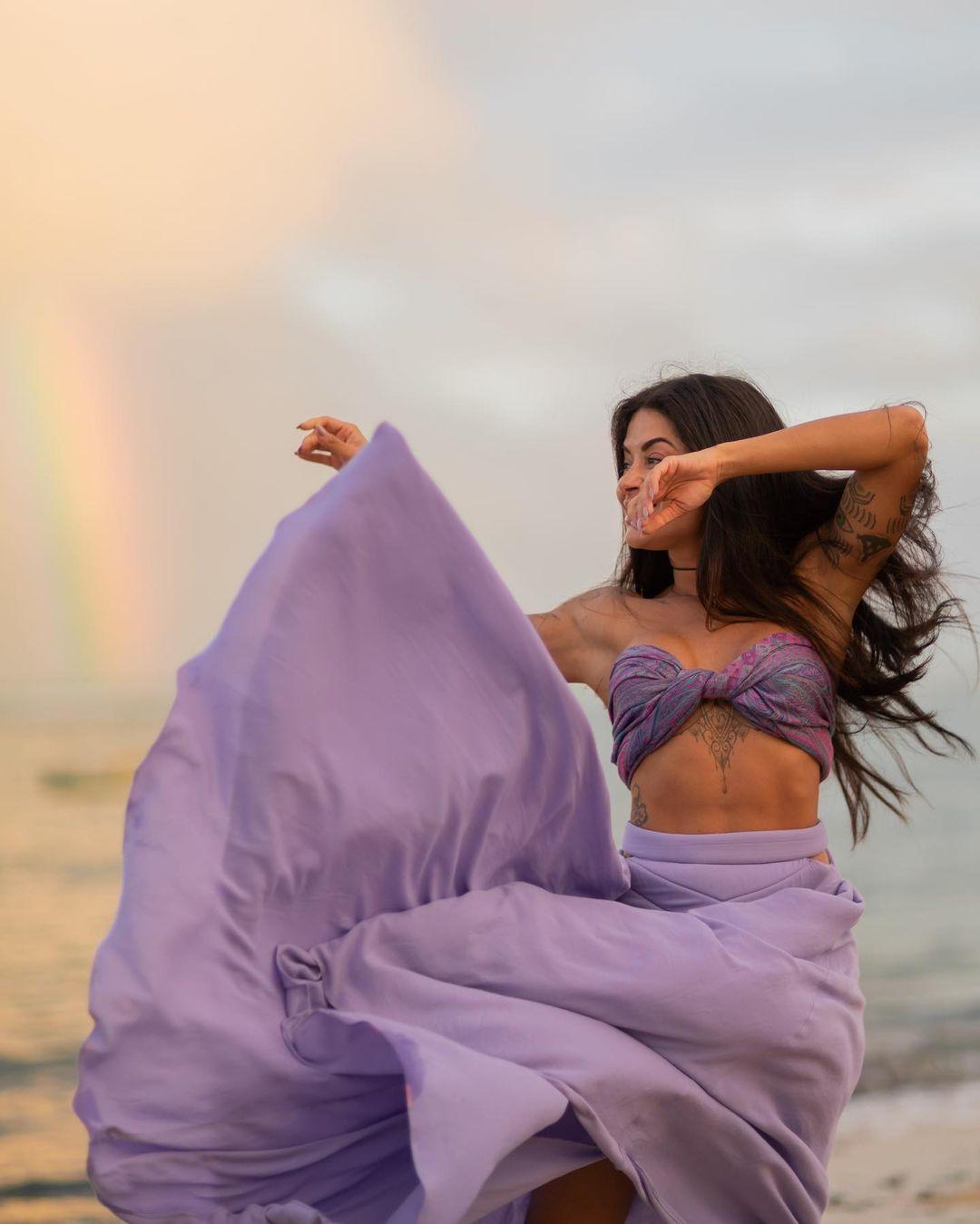 Aline Campos - Foto de Dança 04 (Aline Riscado)