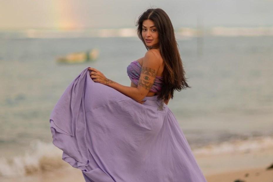 Aline Campos - Foto de Dança Capa
