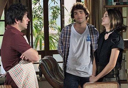 Imagem da novela Ti Ti Ti - Rede Globo