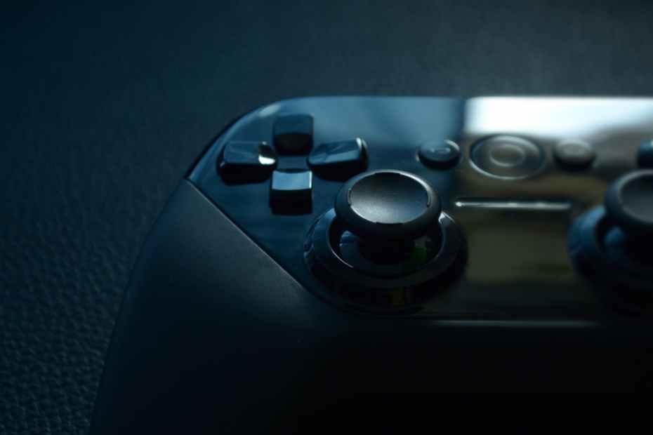 Joystick de videogame - Foto