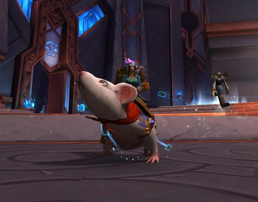 Montaria de World of Warcraft - História do Sargento 06
