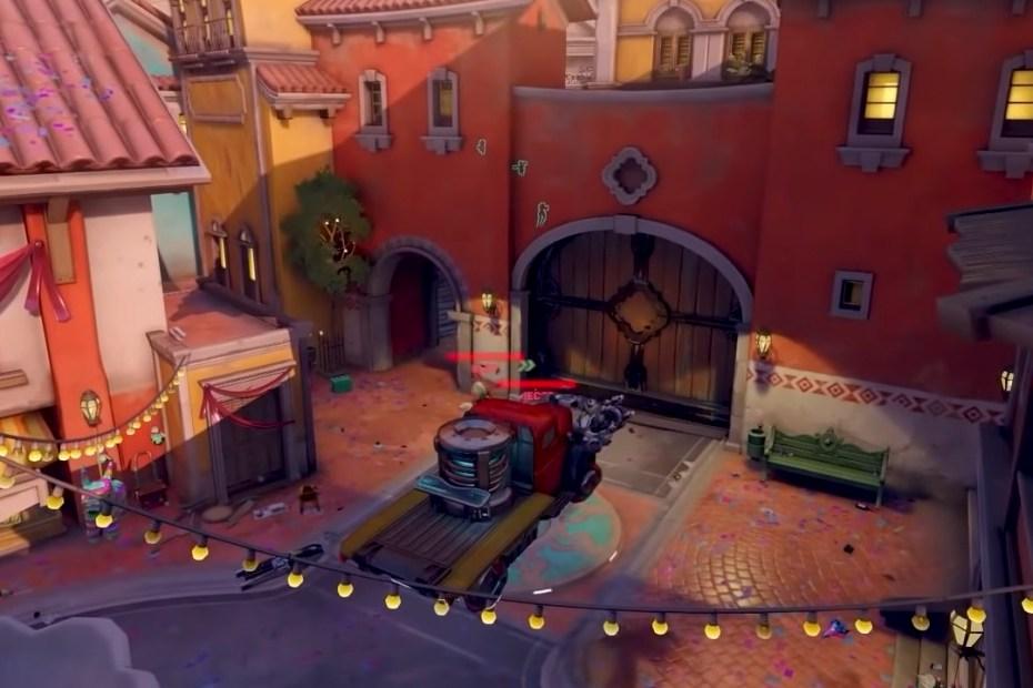 Overwatch 2 - Mapa Dorado capa