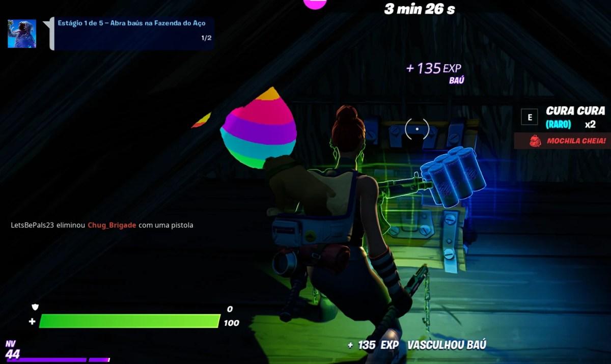 Veja onde achar a Fazenda do Aço em Fortnite 05
