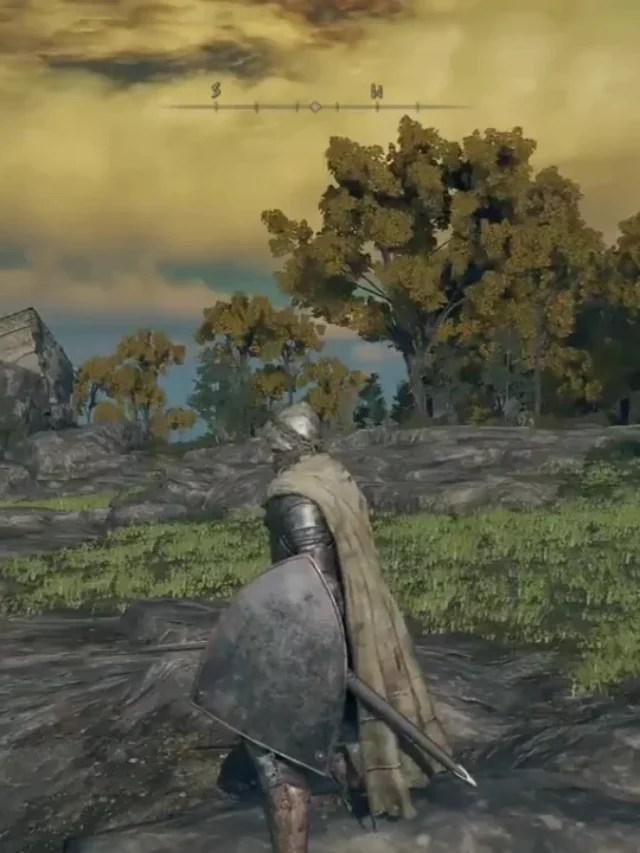 Vaza suposto trecho de gameplay de Elden Ring
