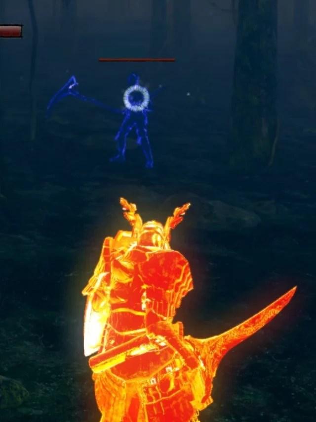 Progressão em Dark Souls Remastered no PC: Darkroot Garden e PvP