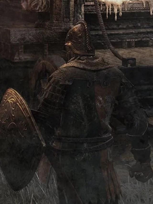 Terceira imagem inédita de Elden Ring