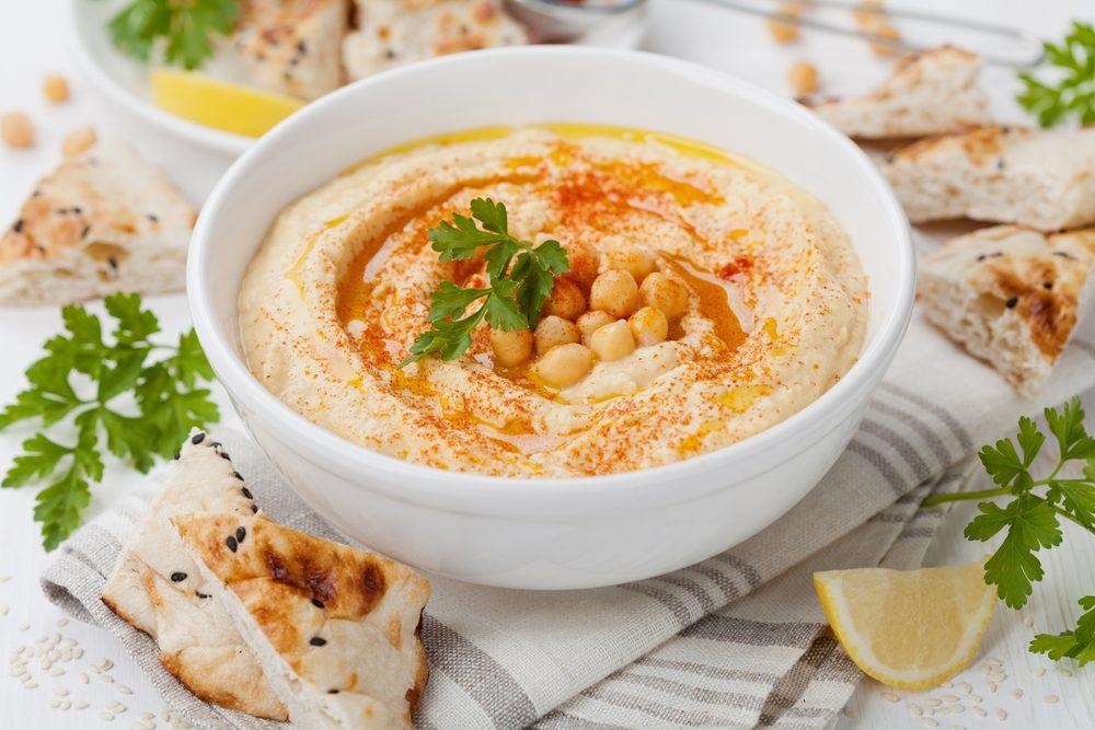Une recette méditerranéenne, le hummus