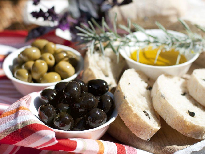 Goûtez aux meilleures recettes méditerranéennes