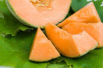 1. Soupe de melon