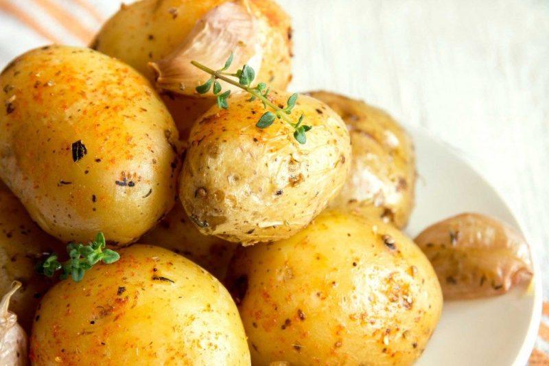 28. S'il te plaît, évite d'éplucher tes pommes de terre