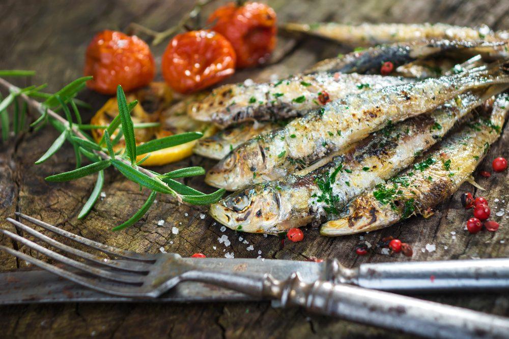 Une recette méditerranéenne de sardines