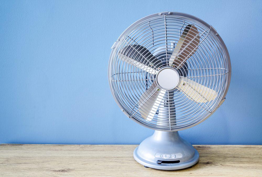 Superstitions: Corée, le danger du ventilateur