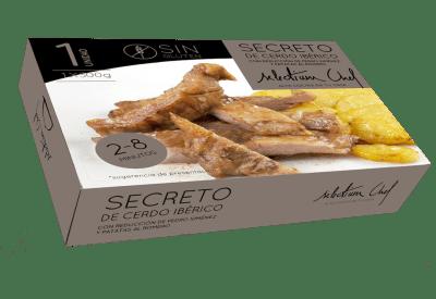 Secreto de Cerdo Ibérico - Selectium Chef