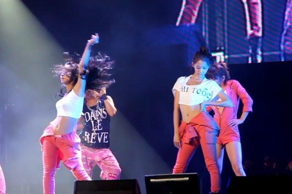 SMTown 2010 Dance Battle