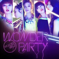 Wonder Girls Wonder Party Cover 01