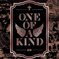 G-Dragon One Of A Kind Album Cover