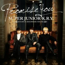 Super Junior K.R.Y. Promise Y