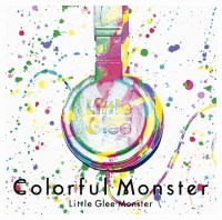Little Glee Monster Colorful Monster RE