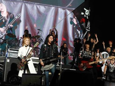 X JAPAN's VISUAL JAPAN SUMMIT–Powered by Rakuten