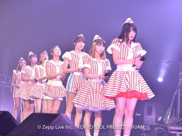 Tokyo Idol Project x @ JAM New Year Premium Party 2017