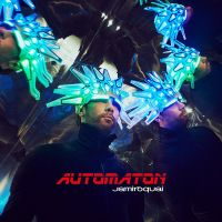 Jamiroquai Automaton CD Cover