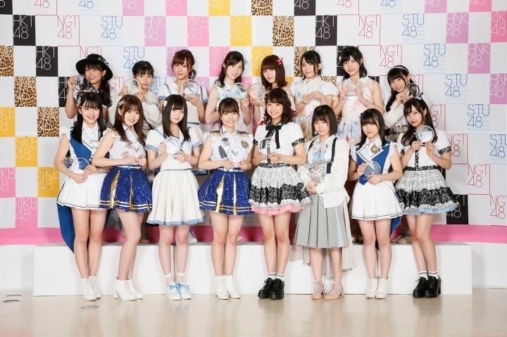 2017 AKB48 Next Girls