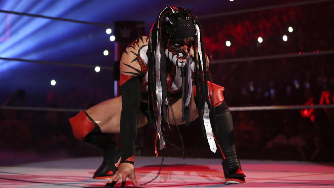 Summerslam 2017 - Wyatt Balor 01