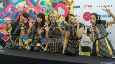 Babyraids JAPAN Autograph Session
