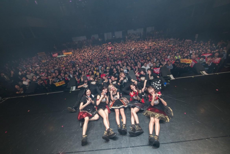 Babyraids JAPAN December 28 2017 Concert (9)